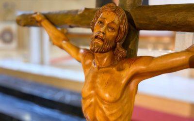 7 Palabras para un jóven a pie de cruz