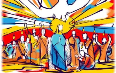 Recibid el Espíritu Santo…
