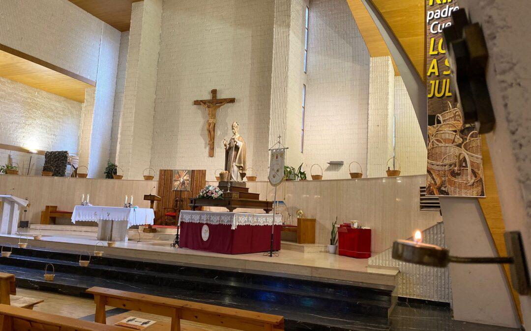 Homilía de nuestro Obispo en el aniversario de la consagración De la Iglesia