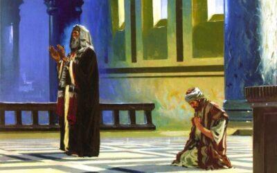 «El que se humilla será enaltecido»